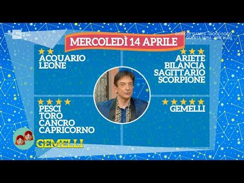 L'oroscopo di Paolo