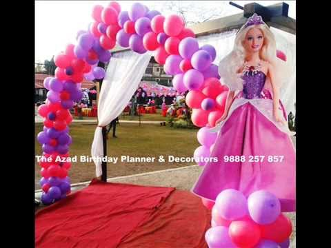 Birthday balloon theme decoration in chandigarhpanchkula