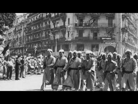 ماكرون يكرم عددا من الحركى الجزائريين ويمنحهم رتبة فارس في جوقة الشرف  - نشر قبل 2 ساعة