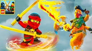 LEGO Ninjago Skybound - Ninjago Apps Game Episode for Kids - Gameplay Walkthrough 3