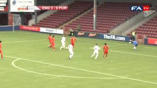 Nick Powell - Manchester United new signing  - England Under 17 goals | FATV