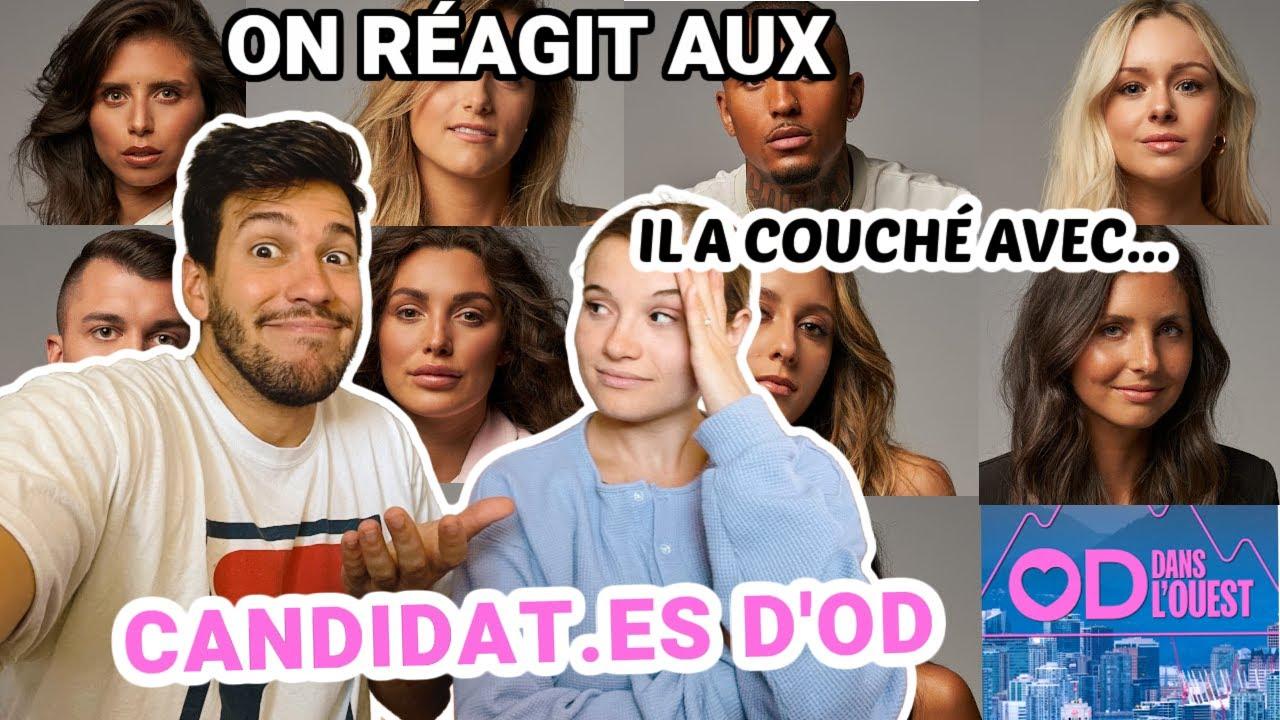 Download ON RÉAGIT AUX PORTRAITS DES CANDIDAT.ES D'OD DANS L'OUEST!!