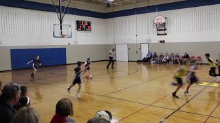 Mason 5th Grade Boys Gold vs Haslett