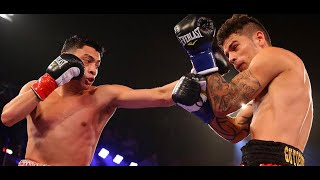 Hector Tanajara Talks about his Win Over Roger Gutierrez
