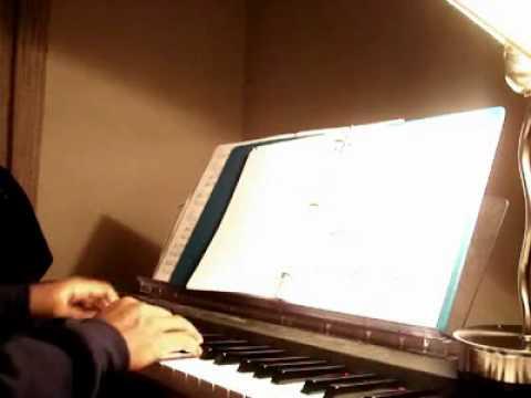 Piano - Natsume Yuujinchou - Natsu Yuuzora 夏目友人帳