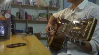 Trái tim em cũng biết đau - Bảo Anh ( Acoustic Guitar Cover ) - HLTT