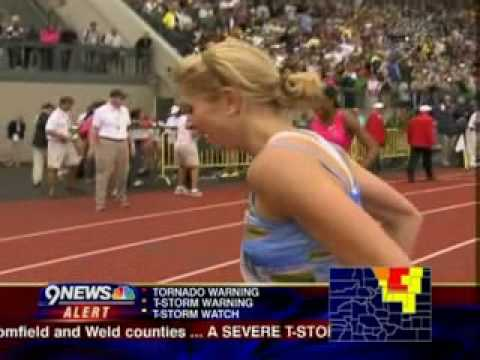 800M Women: Prefontaine Classic 2009