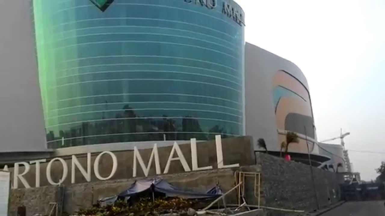 Hartono Mall Terbesar Di Jogja Youtube