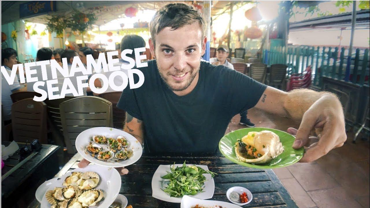 HIDDEN Seafood Spot in Ho Chi Minh City I Vietnam Food Video