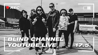 LIVE ON THE DARK SIDE w/ Blind Channel