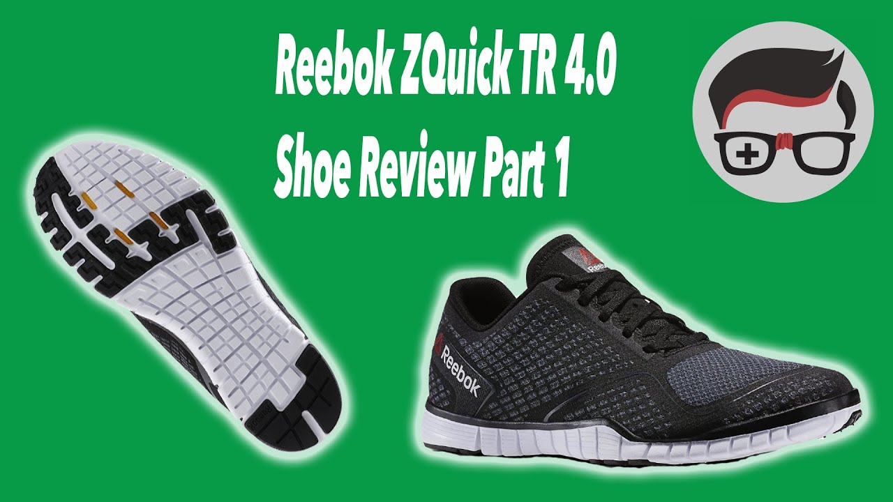 f765e63ef634b3 Should you buy the new Reebok ZQuick TR 4.0 running shoes  Part 1 ...