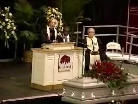 Jack Jensen Memorial Service 4/1/10 Part 1