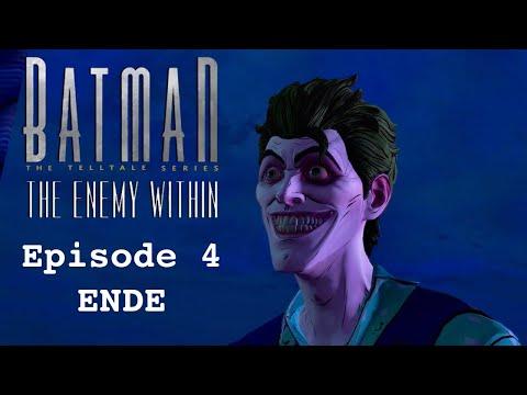 BATMAN: THE ENEMY WITHIN🦇 Deutsch #15 - Er wird zum Joker?!
