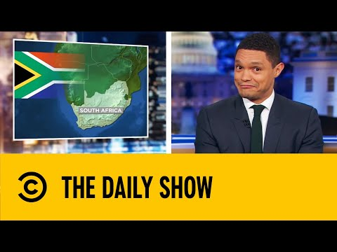Trevor Noah's Stories From South Africa | The Daily Show Wit