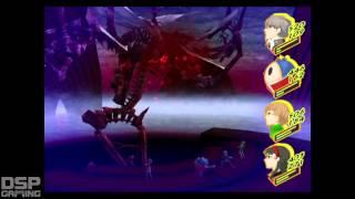 Persona 4 playthrough pt221 - BEHOLD! Izanami, the Maggot Queen! (FINAL BOSS)