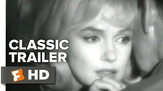 The Misfits Official Trailer #1 - Clark Gable Movie (1961) HD