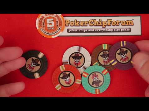 Outlaw Poker Chip - TGPCA S03 E13
