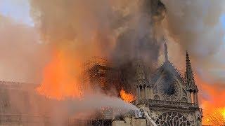 Notre-Dame brucia e voi siete degli ignoranti