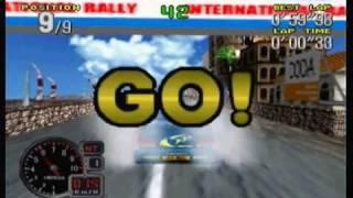 Rally Challenge 2000 (N64)