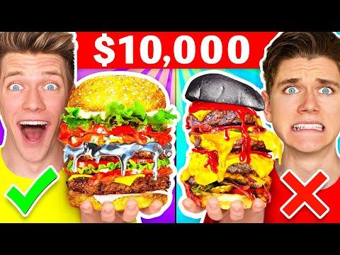 $10,000-cook-off-#2:-must-see-genius-food-hacks---best-gallium-vs-target-hack-wins-challenge