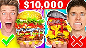 $10,000 COOK-OFF #2: Must See Genius Food Hacks - Best Gallium VS Target Hack Wins Challenge