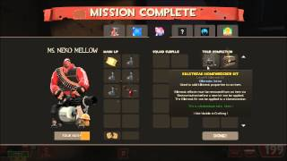 Team Fortress 2: Two Cities Loot (Tours 31-33): Professional Maul + Gold Pan Sighting!