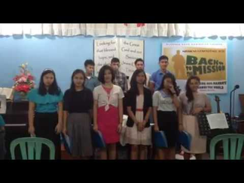 BHCC youth - Built on amazing Grace
