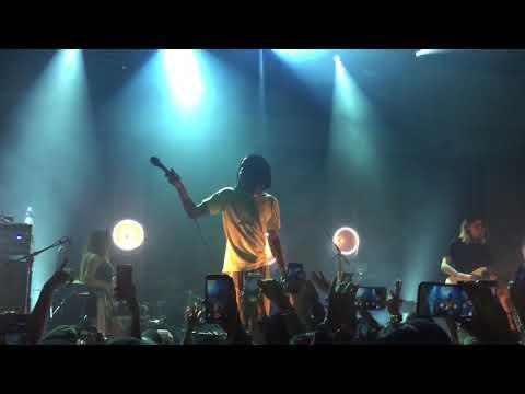 Daniel Caesar - Get You (FREUDIAN WORLD TOUR) Singapore 13/03/2018
