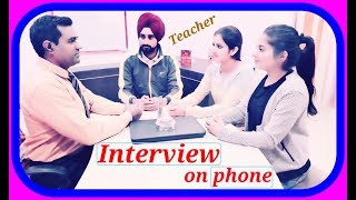 Teacher interview video in english : English #Instructor #interview questions