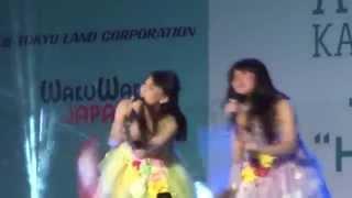 Fancam Kimi to Boku no Kankei at Kaze Wa Fuiteiru HS Fest JKT48