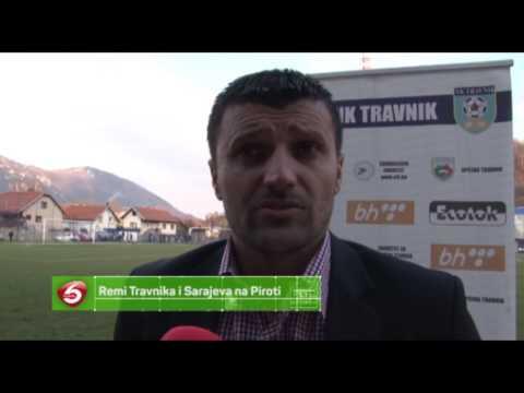 Remi Travnika i Sarajeva na Piroti