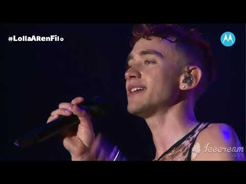 Years and Years- Play at Lollapalooza Argentina 2019