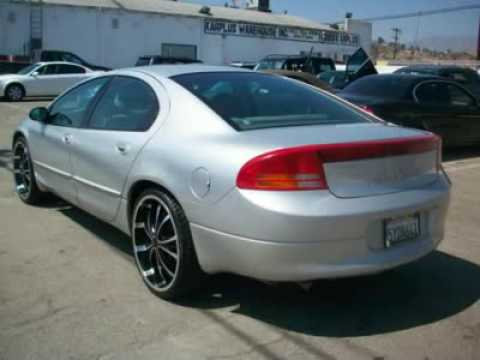 2004 DODGE INTREPID - YouTube