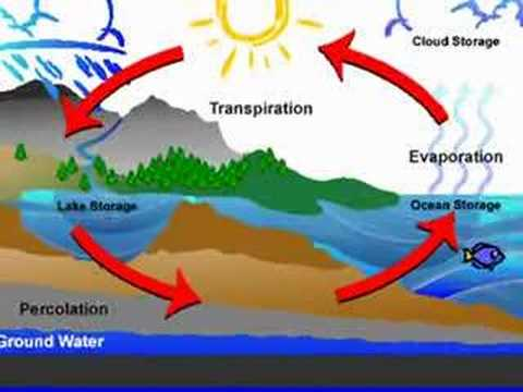 The Water Cycle A Guide For Student Apec Water