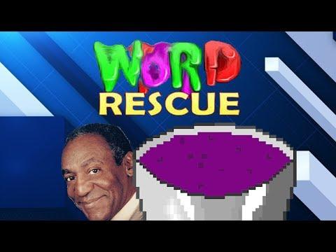 Secret Of The Goo - Word Rescue Gameplay  