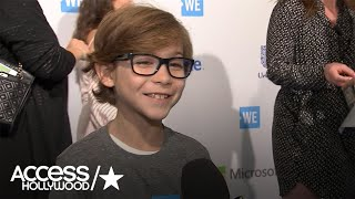 jacob tremblay on upcoming projects youre going to see me a lot access hollywood