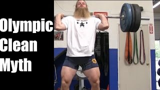 Power Clean Myth : Triple Extension is Bullsh*t