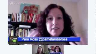 Re-Inventing The Work Place With Pam Ross