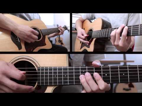 Perfume - Mugen Mirai/無限未来 (Acoustic guitar cover)