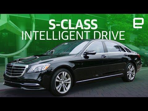 Mercedes S-Class Intelligent Drive   First Look