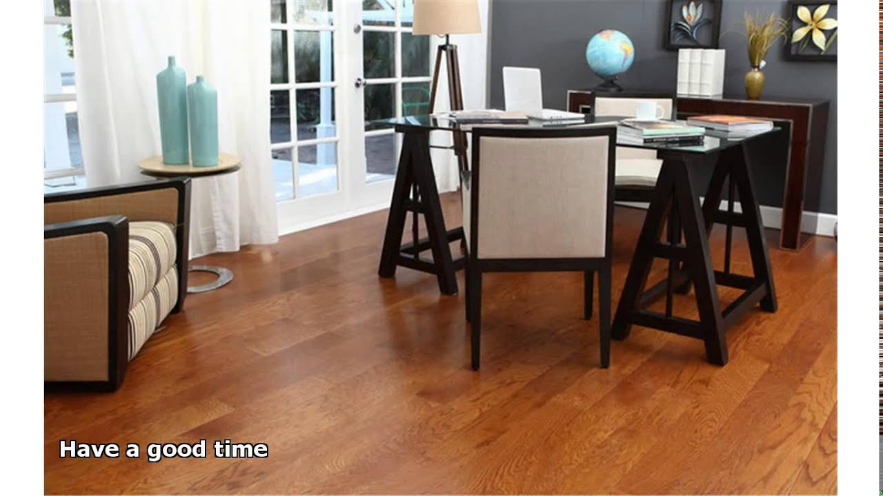 gunstock hardwood flooring