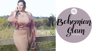 Bohemian Glam Tutorial: Hair, Makeup, and Outfit | Makeup Geek
