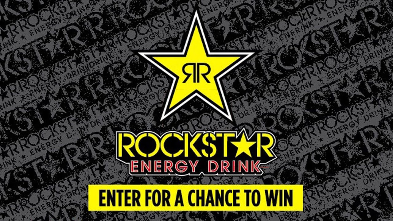 Rockstar Energy Drink Wallpaper Hd