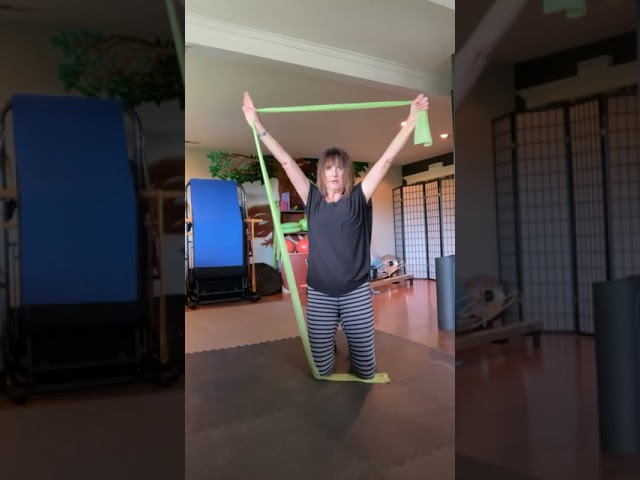 Using a stability band!
