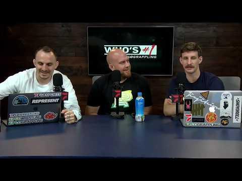 Who's #1 Ep 7: No-Gi Worlds Extravaganza, Gordon vs Bo Nickal, AJ Agazarm vs Ary Farias