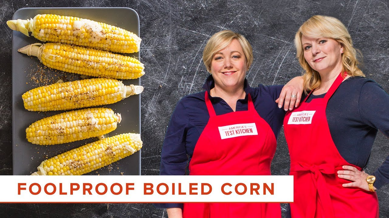 Download The Foolproof Way to Make Boiled Corn on the Cob