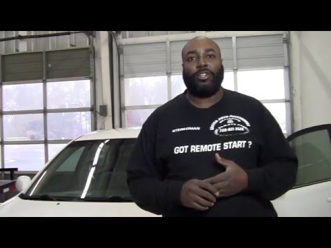 how to install remote start toyota camry