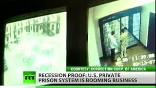 US Private prisons want you