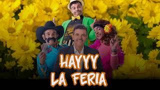 Hay La Feria - John Jairo Pérez (Audio Oficial)