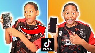 Testing 10 VIRAL TikTok Life Hacks to See if They Work (MUST WATCH)